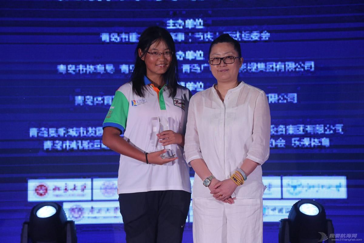 青岛国际大学生帆船训练营浙江大学队