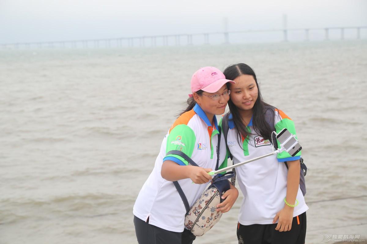 青岛国际大学生帆船训练营