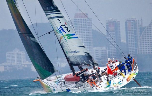 2011-2012年沃尔沃环球帆船赛