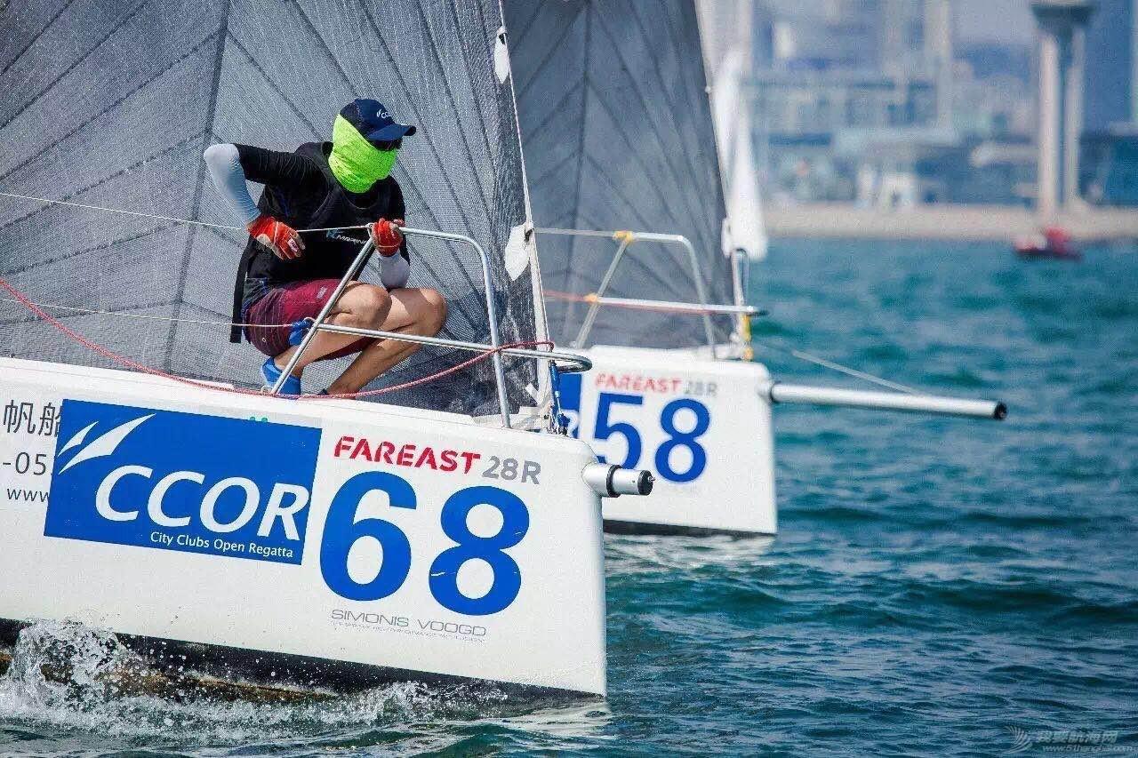 """时候,绳子,岗位,速度,我们 千年修得同船赛-记2016年青岛""""市长杯""""国际帆船赛的小伙伴们  115548mu4j1j1z7u00f0z0"""
