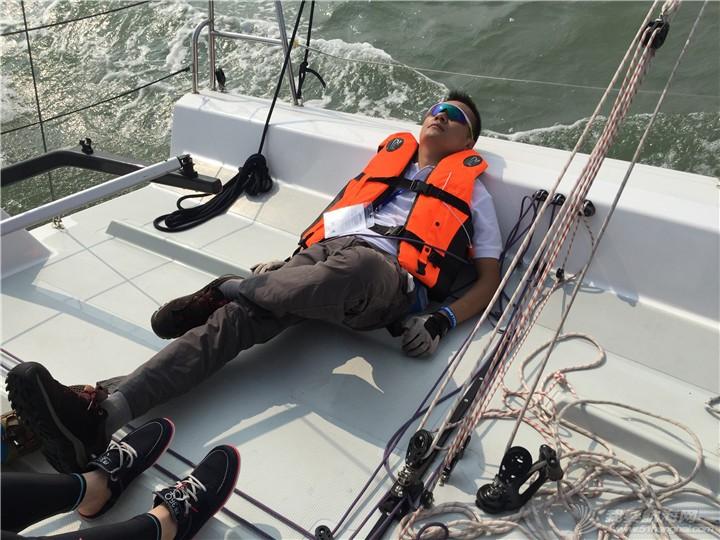nbsp,帆船,航海,学习,我要 航海菜鸟长成记之--通州湾第二届国际帆船邀请赛有感!  230234sa64orrousopourq