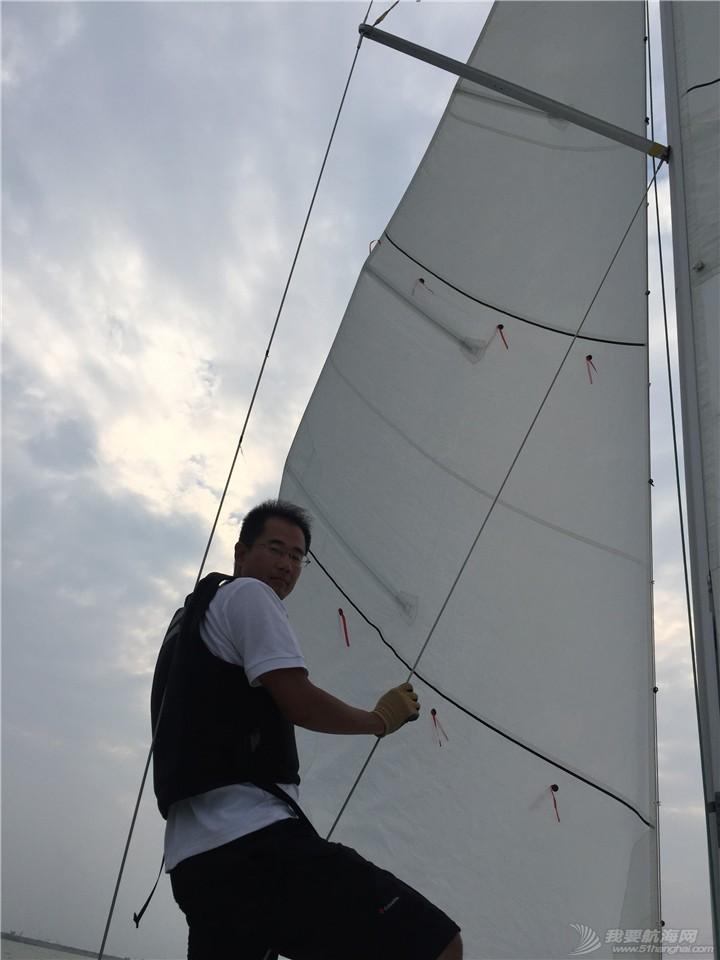 nbsp,帆船,航海,学习,我要 航海菜鸟长成记之--通州湾第二届国际帆船邀请赛有感!  230235mr9r1ft13b9tgi97