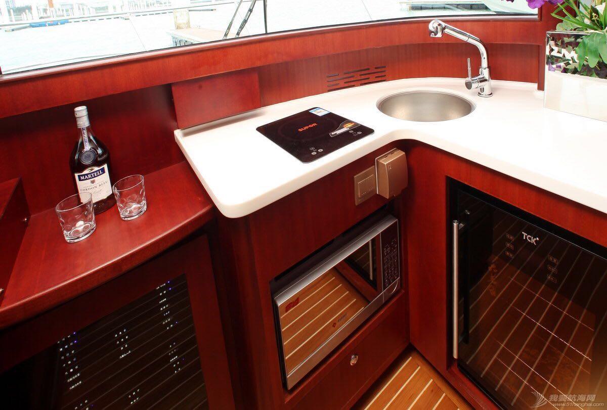 游艇,德莱 希仕德莱38尺双体游艇 厨房 120302mizx8iihsjuqusjd