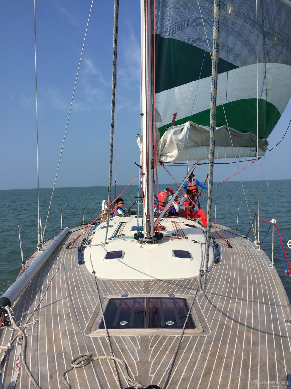 我们,经历,一路,目标,前方 记环渤海帆船拉力赛  212920qhqchleghkfzz494