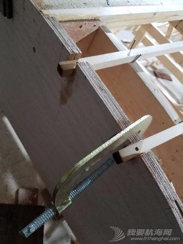 接口,开裂,树脂,天气,还是 造艘19尺帆船ROBERT19之四  231416ys20743uu320jb44
