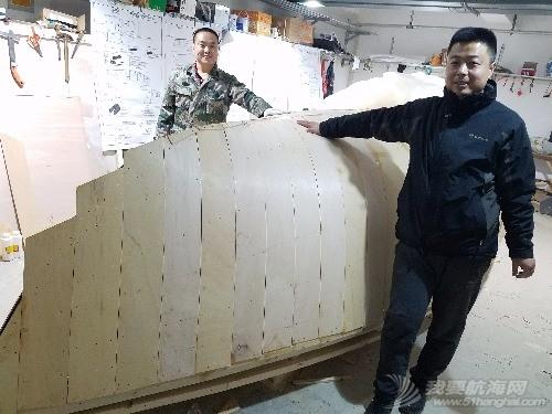 板条,船壳,螺钉,钉枪,固定 造19尺帆船之六  235841svzc54vvp4645vvv