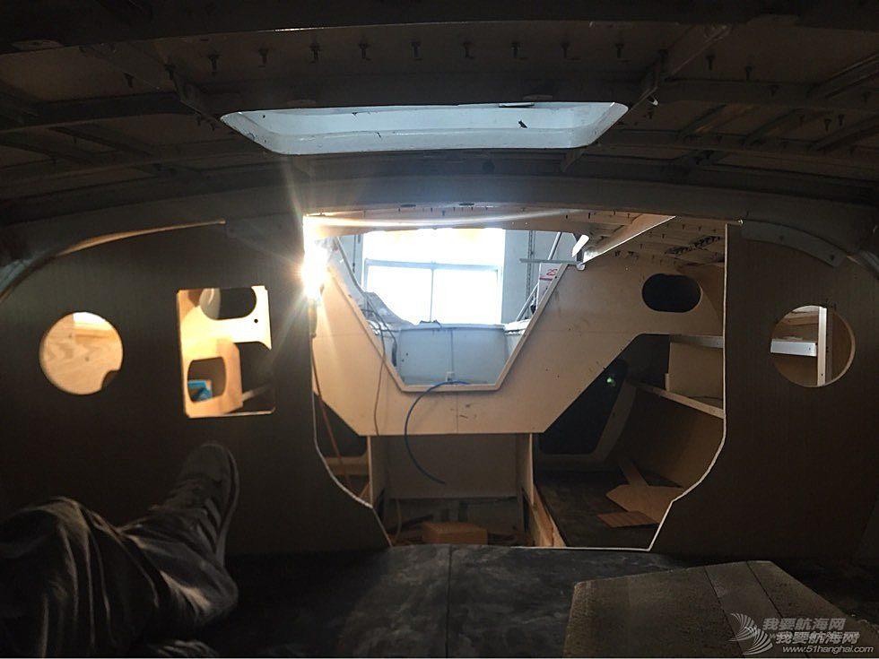 5.5米的小船、超大内舱