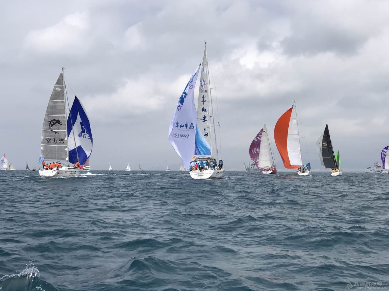 海帆赛场地赛