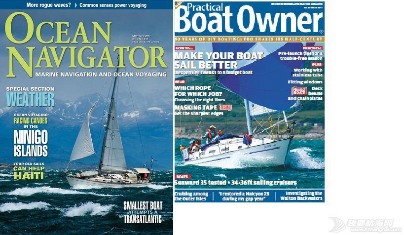 Practical,杂志,Owner,Boat,Navigator Practical Boat Owner May 2017  162743agodez8odabpbo8b