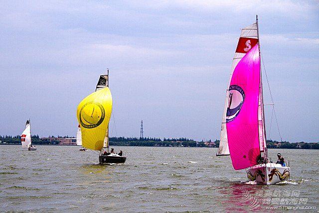 帆船,比赛,龙骨船 7.9赛事速递ㅣ2017年上海美帆夏季龙骨船系列赛首发赛精彩回顾