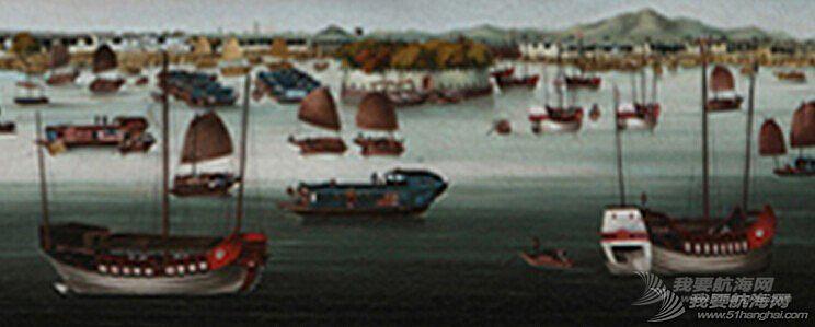 关于中国帆船的大型化设计
