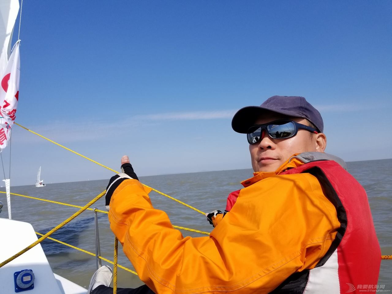 nbsp,到了,航海,我们,帆船 人生中的第一次--2017环太湖帆船赛  234018upzoo771bnmqqnrb