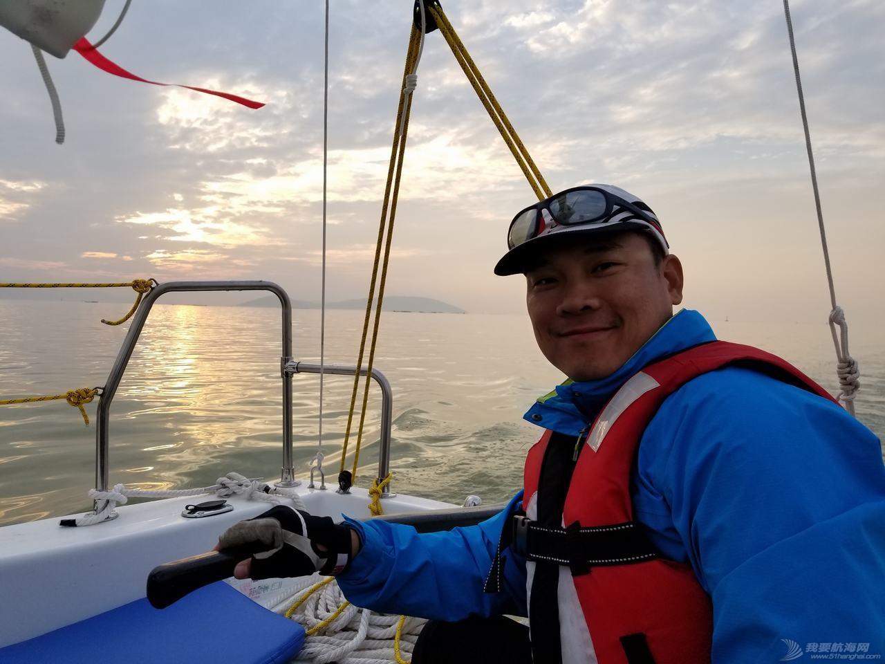nbsp,到了,航海,我们,帆船 人生中的第一次--2017环太湖帆船赛  234019s5ll9k715fmm1bjf