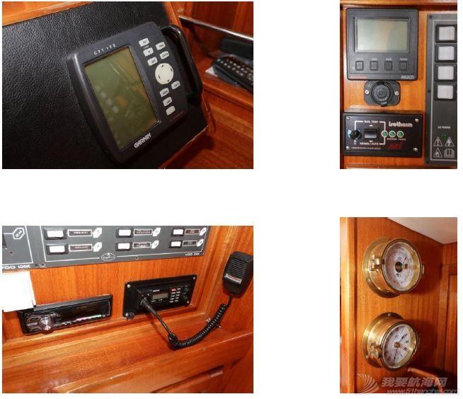 个人,费用,Dufour,使用,优势 Dufour 45 classic 个人使用帆船 1999年 圣诞节好船驾到  173851l4oxkza77zdxfdat