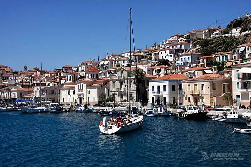 帆游爱琴海--- 八天七晚乘帆船跳岛旅行