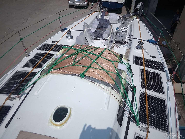 白浪号帆船单人不停靠环中国海洋环保行极限挑战即将启航!
