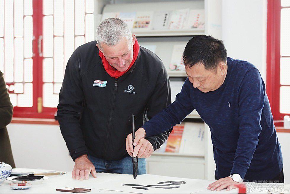 克利伯青岛站文化之旅——书法剪纸茂腔一个都不落 样样圈国际粉