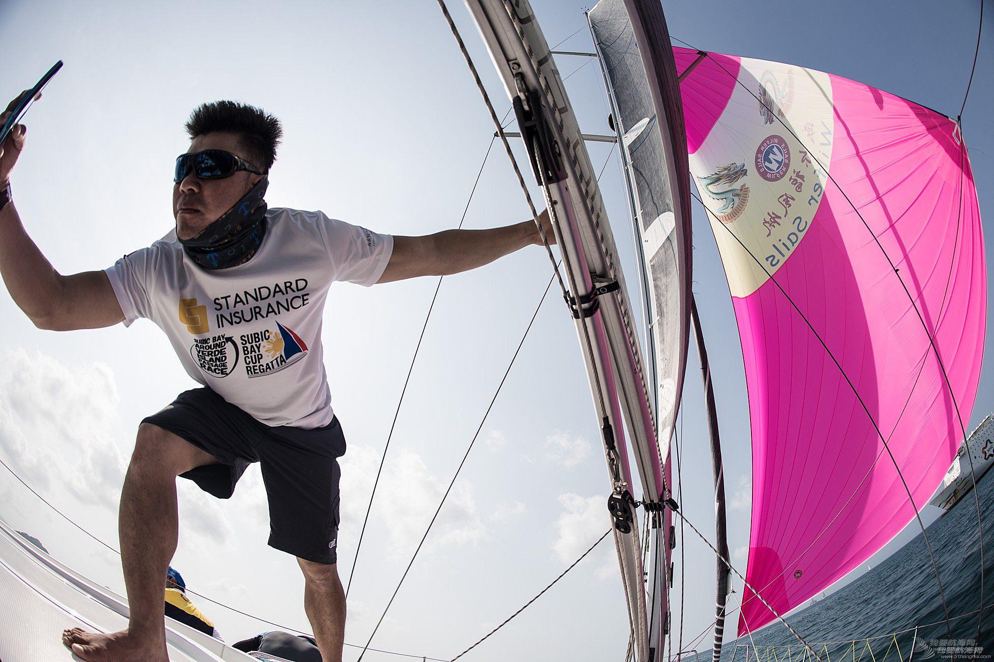 碧桂园杯2018第九届环海南岛国际大帆船赛三亚场地赛赛事图片(李旻)3