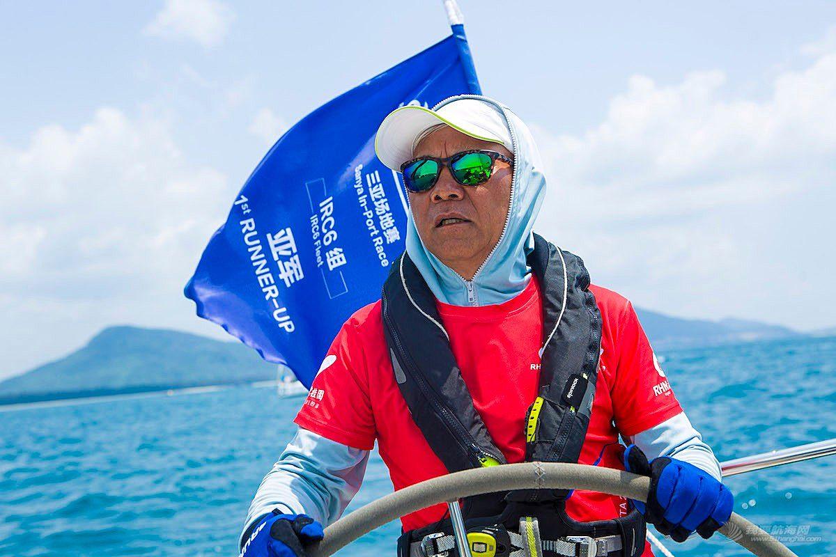 【组图】碧桂园2018海帆赛万宁绕岛赛报道