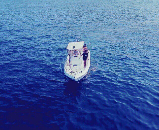 私人定制国产20.5尺玻璃钢钓鱼艇