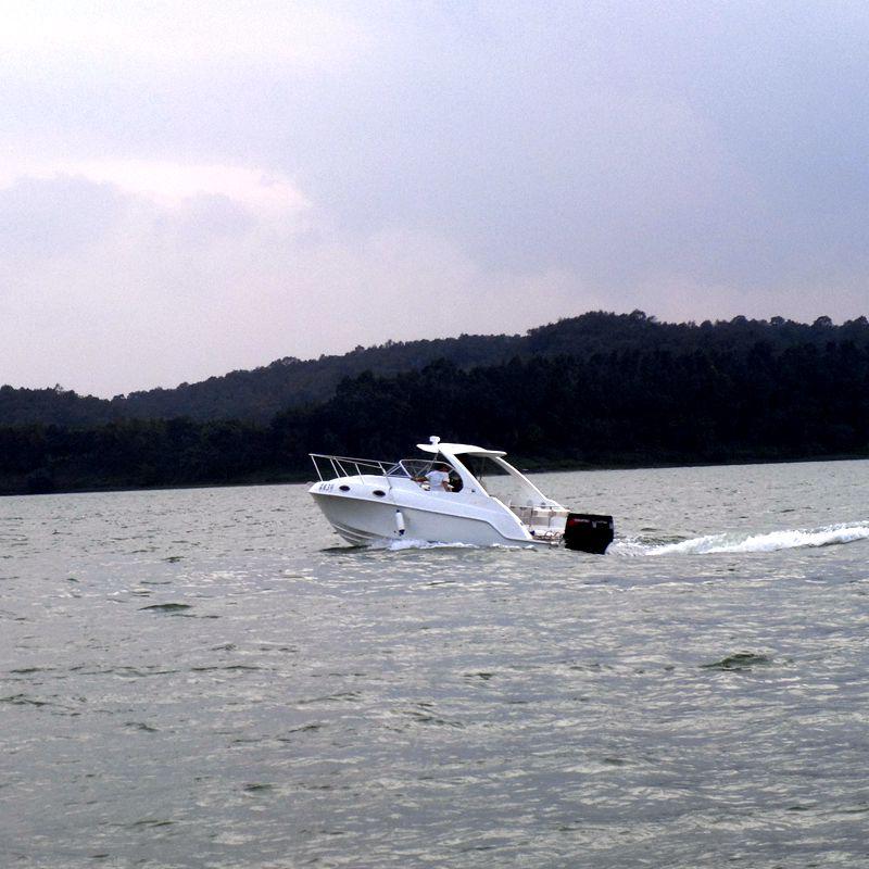 27尺国产小游艇厂家直销
