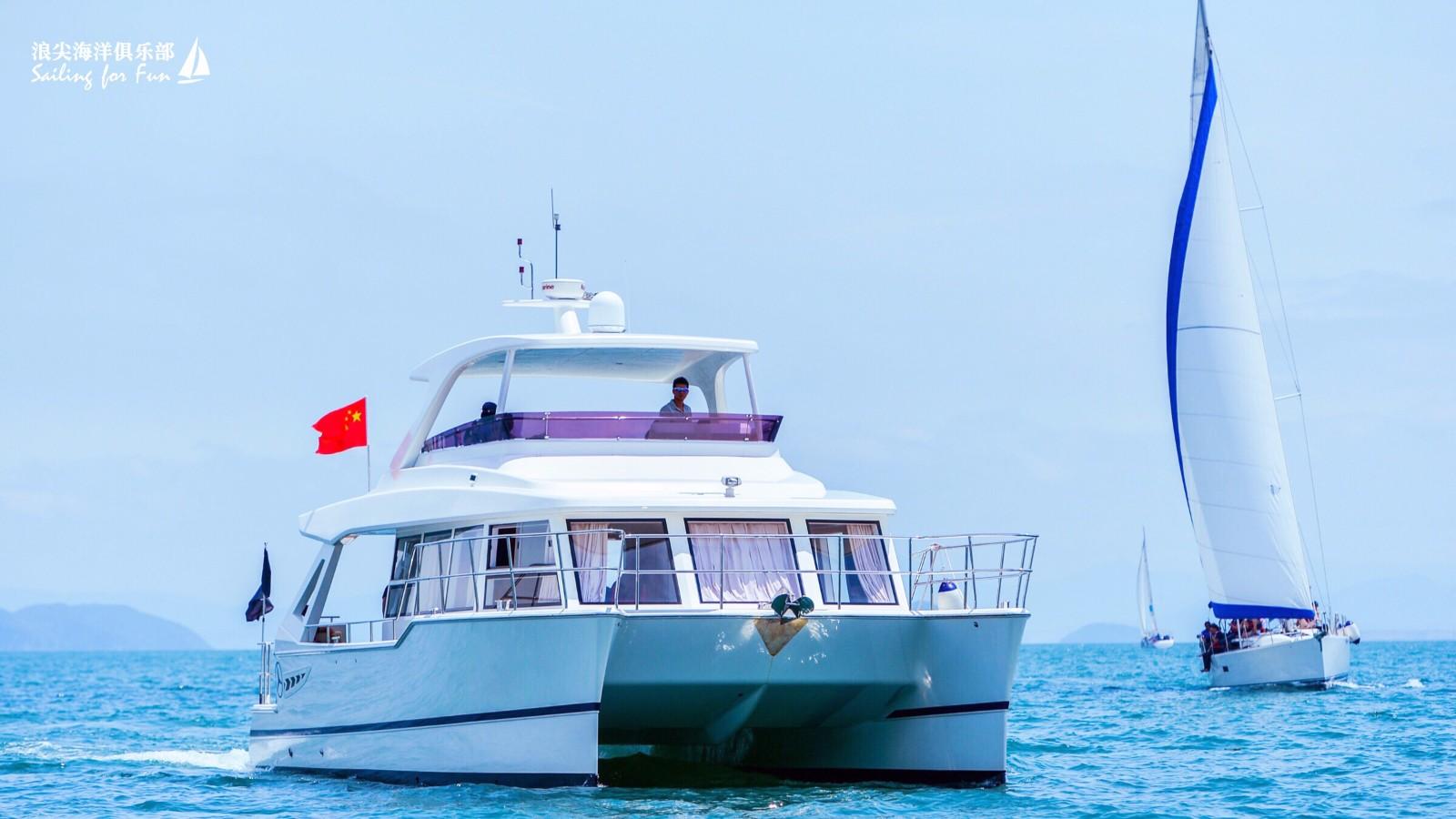 nbsp,出海,游艇,价格,体验 假期来了!豪华双体游艇出海怎么玩?  095156wuyrhozjc82df66c