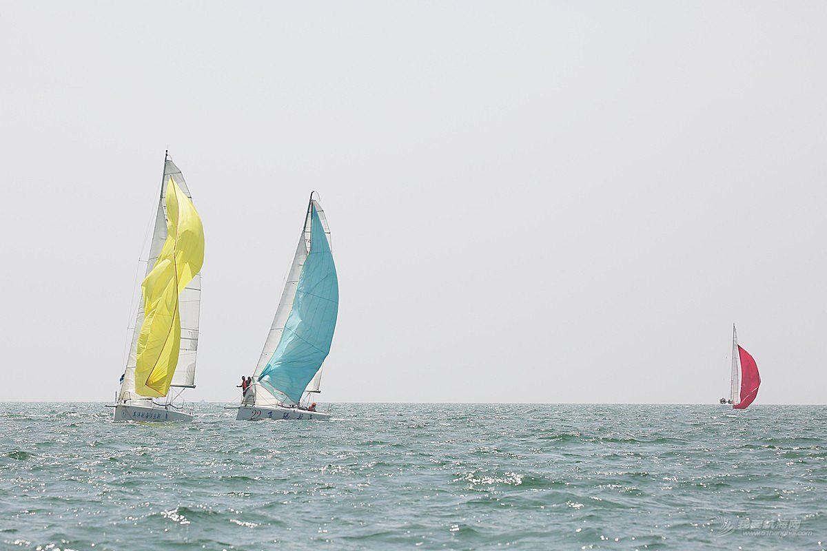 参加第一届英洋渤海杯帆船赛的一点感悟