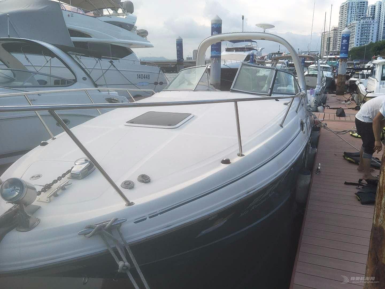 【特价】21万转让进口游艇SeaRay280