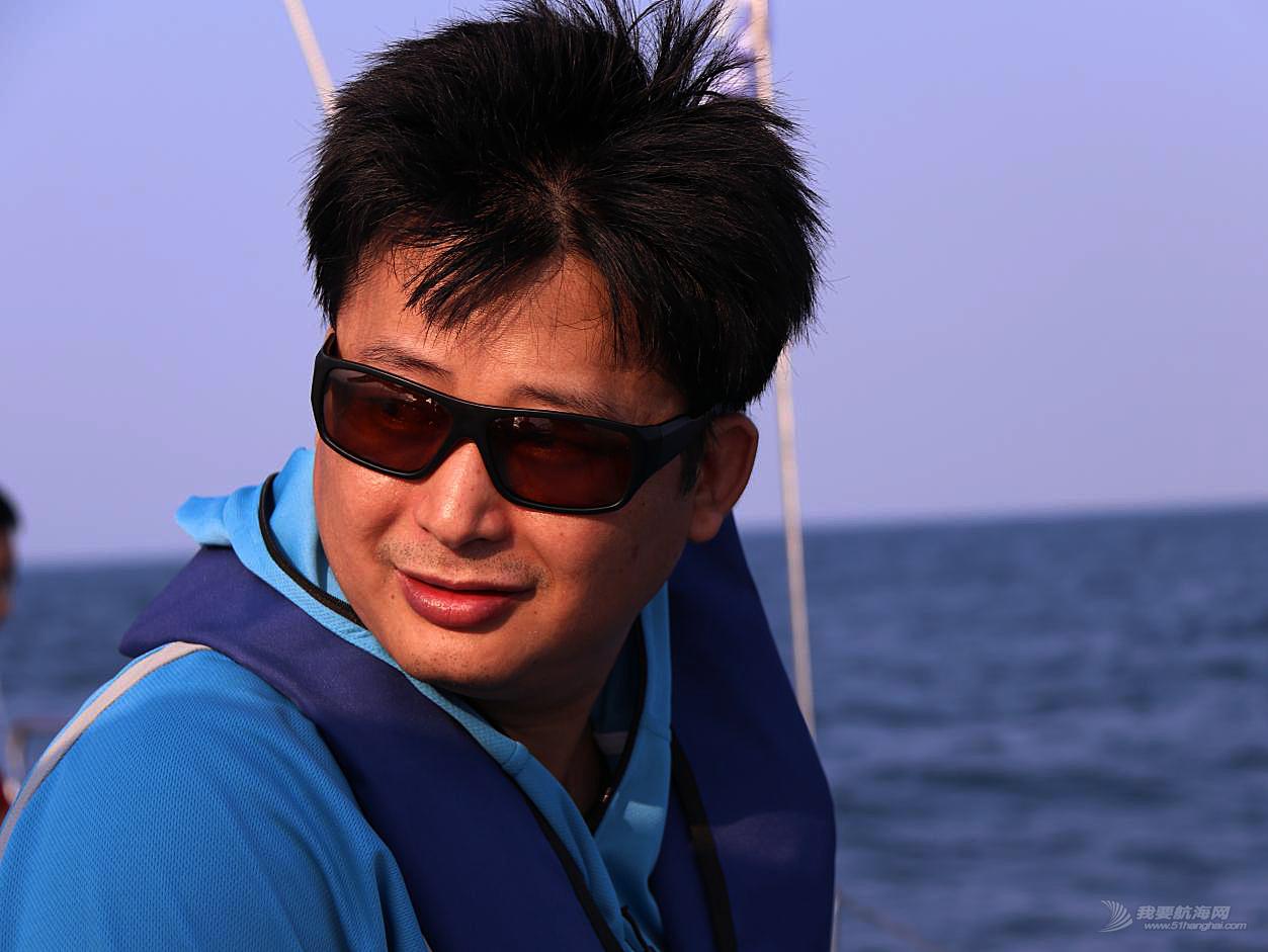 第一次帆船航海之旅(深圳-厦门)