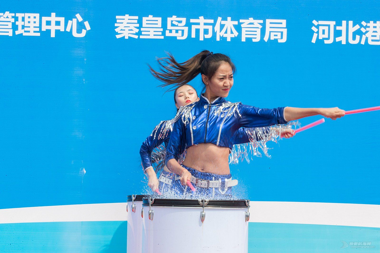 """2018""""河港杯""""秦皇岛国际帆船赛赛事精彩图片1"""