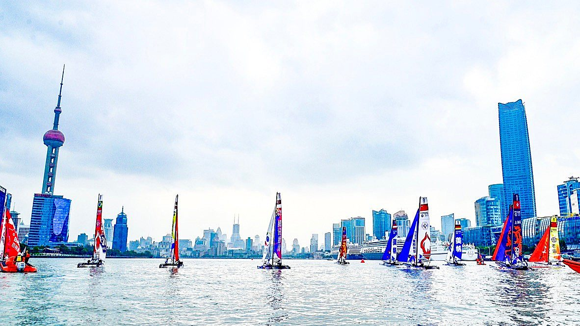 2018上海杯诺卡拉帆船赛暨诺卡拉17亚洲锦标赛召开新闻发布会