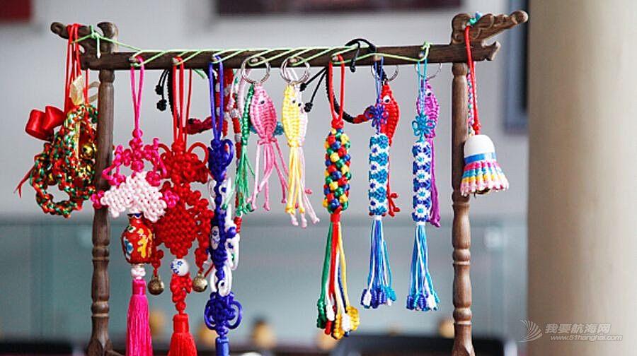 所有的结都是自己打的--绳结的故事