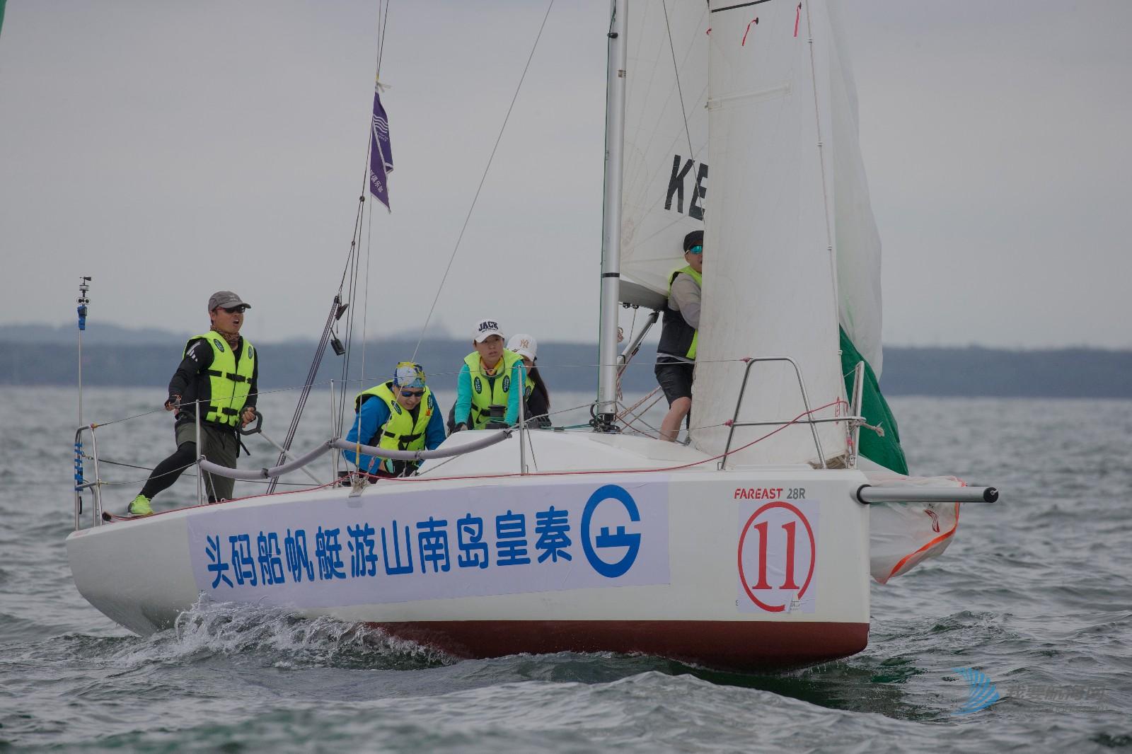 我们,帆船,毕竟,风向,都是 喉咙喊破,收获满满-秦皇岛河港杯帆船赛赛后总结  152654lmvymyb4