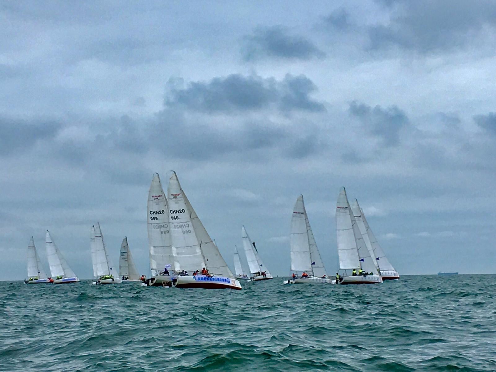 我们,帆船,毕竟,风向,都是 喉咙喊破,收获满满-秦皇岛河港杯帆船赛赛后总结  152702qqlnl1xf