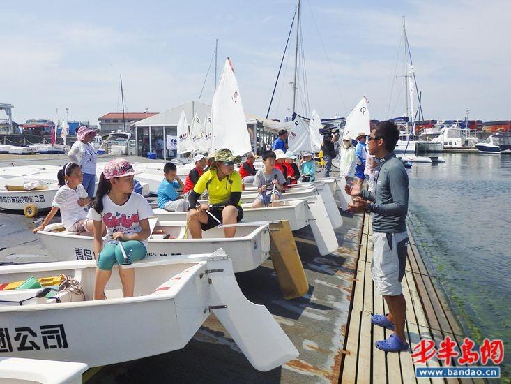 后奥运的帆船梦-献给2008奥帆赛成功举办十周年