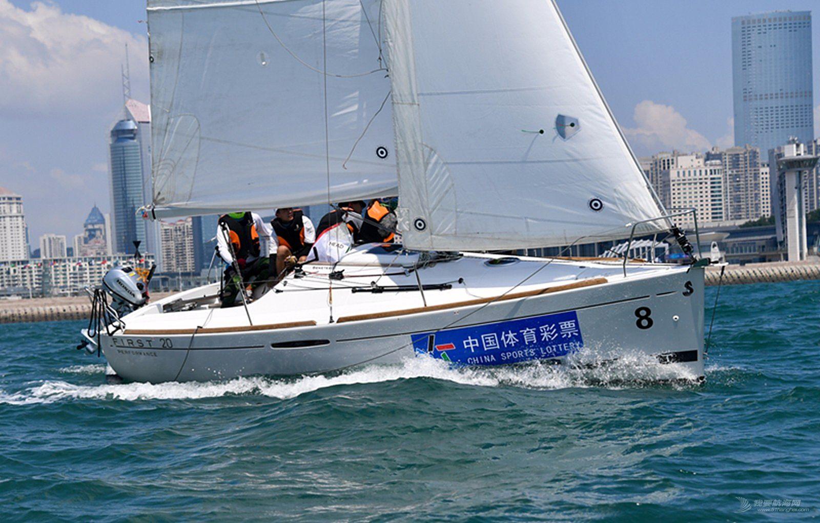 """2018""""中国体育彩票""""青岛国际帆船赛(一)"""