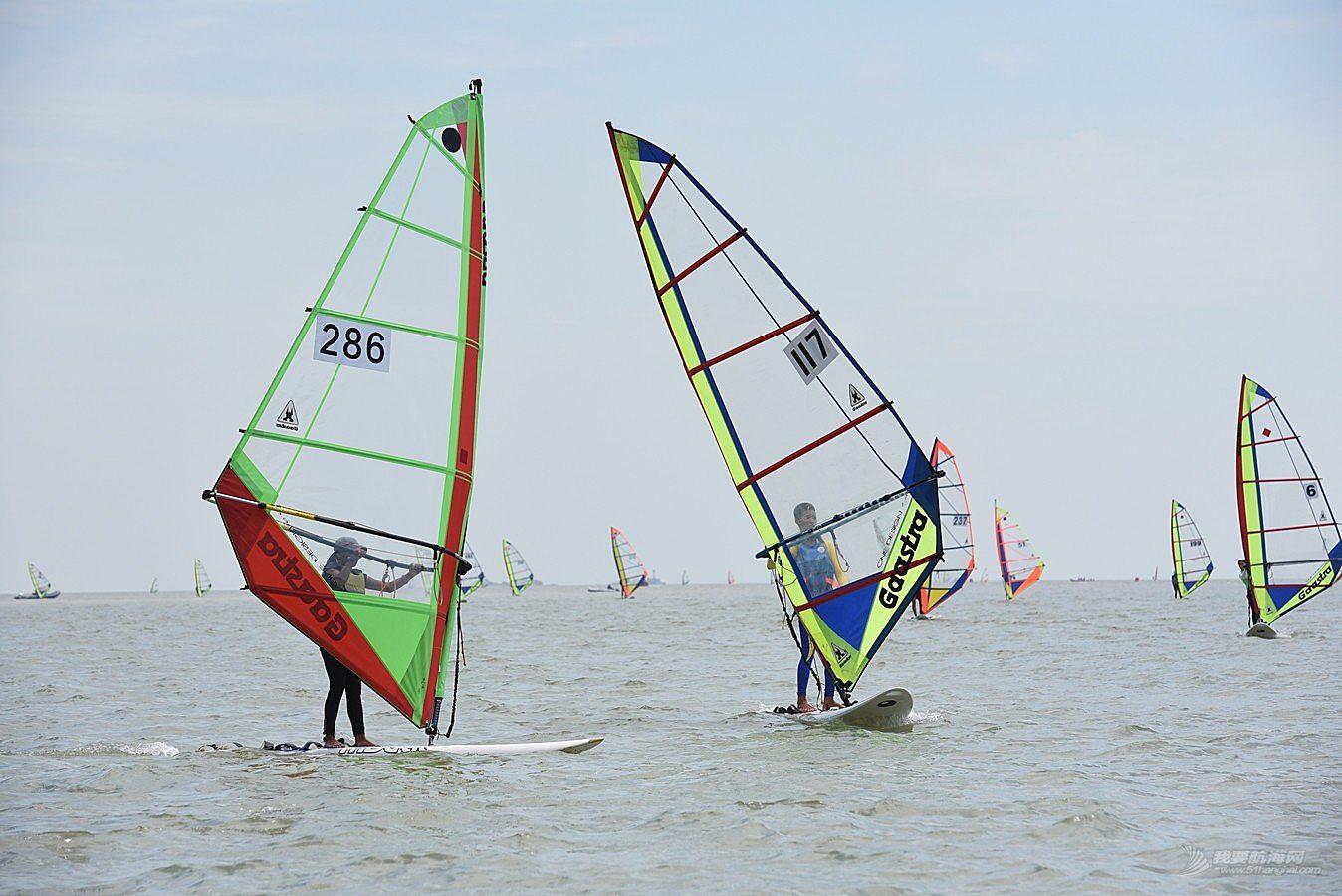 2018广东省运动会帆船帆板比赛-2018-07-17运动员(七)