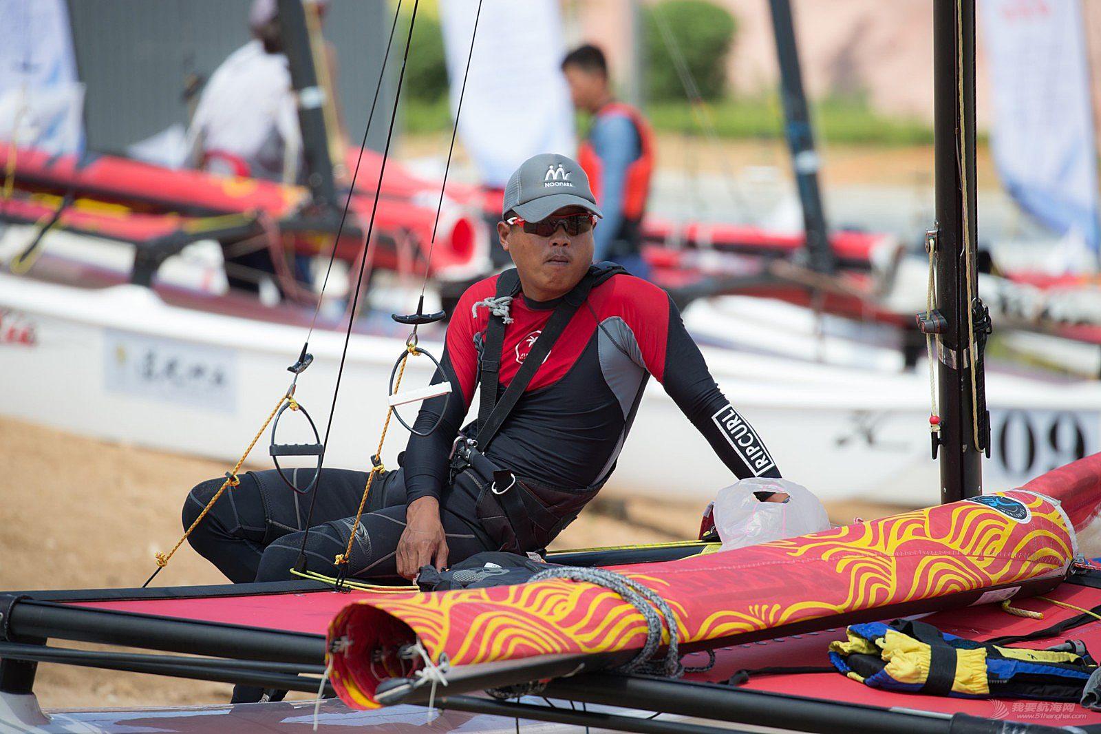 2018中国(锦州)HOBIE16帆船国际邀请赛之锦州不仅喊你来撸串,还邀你来玩船