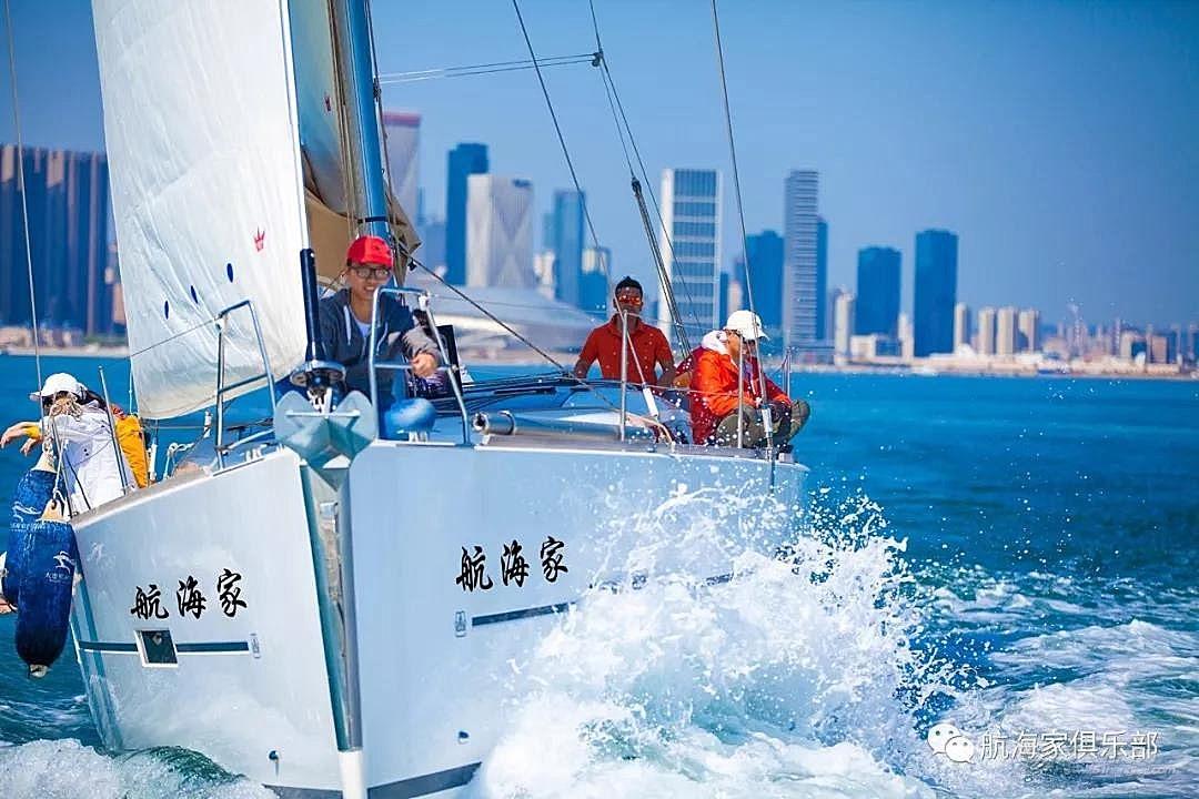 学帆船,组船队不再是梦