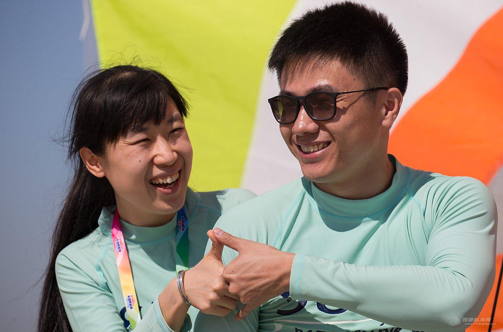 一家人,一条船! 首届中国家庭帆船赛欢乐起航