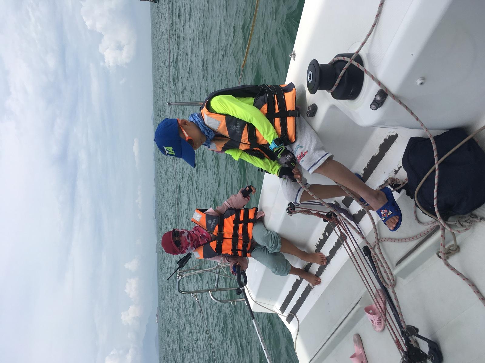 海通联(厦门、惠州)帆船俱乐部