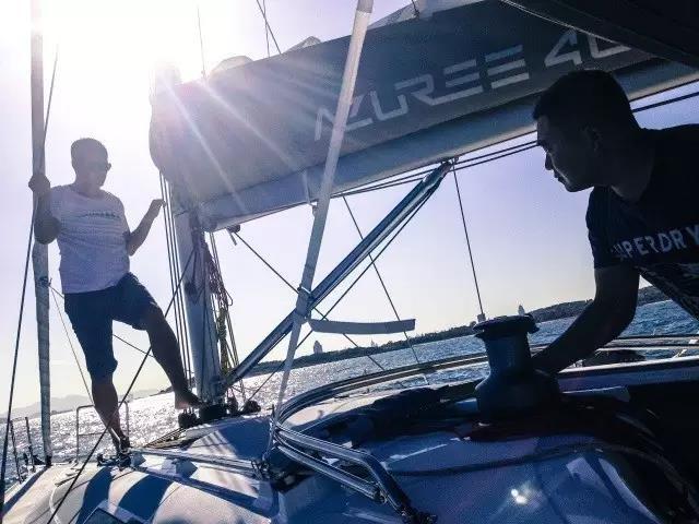 帆船,国际驾照,享受,开课,中心 帆船国际驾照,十一假期奥帆中心开课啦  133247z4js416j