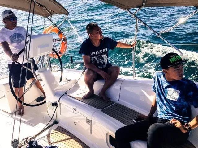 帆船,国际驾照,享受,开课,中心 帆船国际驾照,十一假期奥帆中心开课啦  133248xtdpgk7z