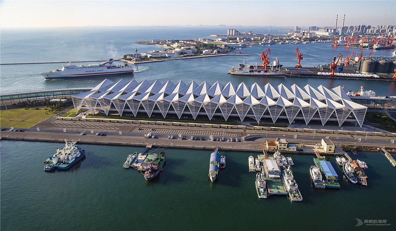 2018年青岛港再创辉煌。