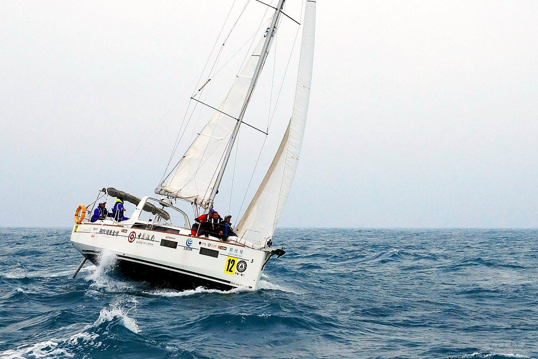 2018【中国杯帆船赛】前往航海队IRC场地赛最后一个名额