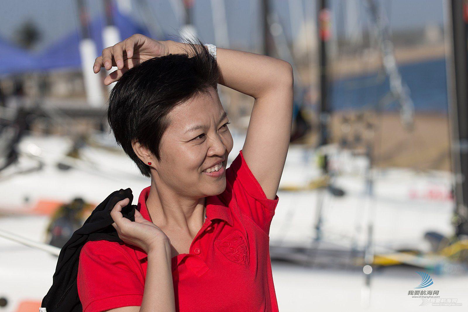 """中国家庭帆船赛锦州帆船""""小白""""成长记"""