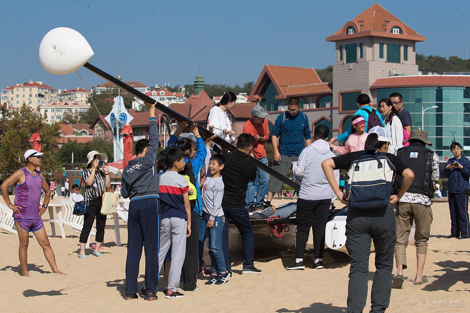 2018中国家庭帆船赛青岛站5日视频新闻