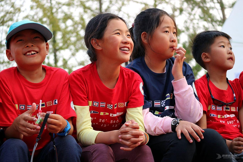 """2018年""""中国体彩杯""""青少年OP级帆船邀请赛图片(二)"""