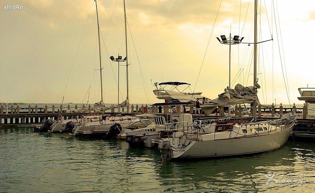 33尺国产帆船,12人载荷,含三证,65万全新