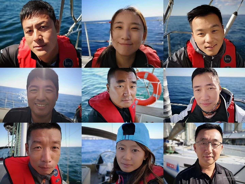2018首届中国帆船公开赛圆满落幕!天泽航海新百合号获得公开组全程冠军!